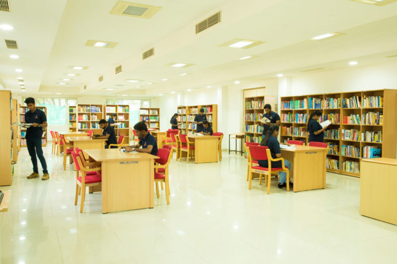 HBS high standard library options for students