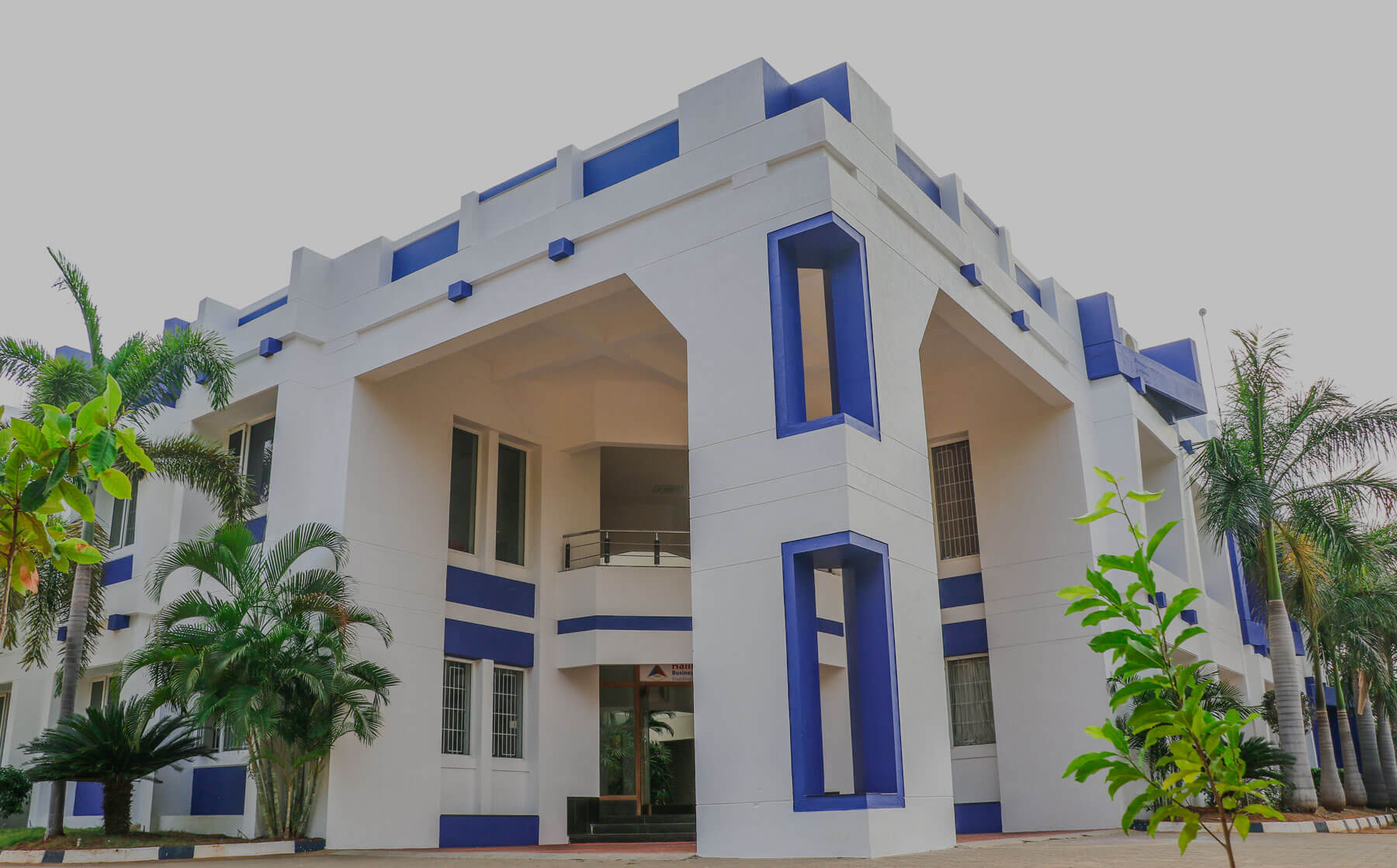mba colleges in trichy